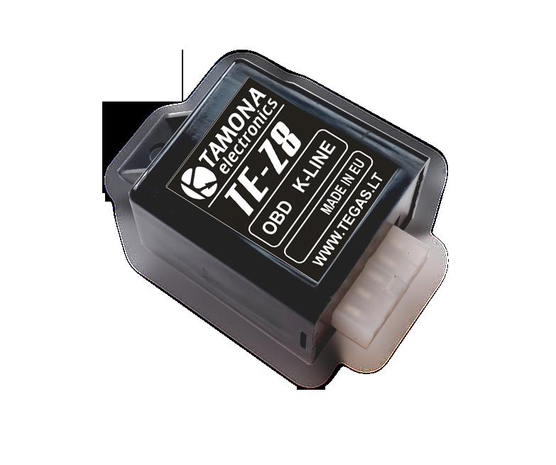 K-line OBD адаптер TE-Z8